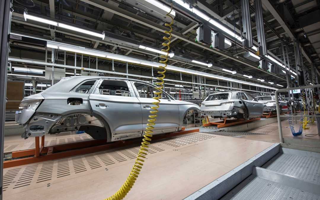 Operational Business Intelligence in der Automobilindustrie